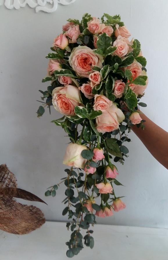 Amazing Garden Spirit Rose Bouquet