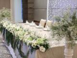 bridal table centerpiece