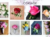 Corsages flowers