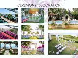 Ceremony decoration idea