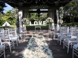 ceremony decoration package plataran