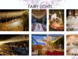 fairy light ambient lighting