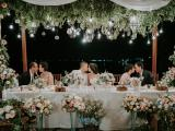 elegance bridal table