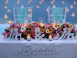 bridal table for two