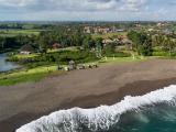 sungai tinggi villa beach front