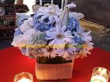 centerpiece mix flower