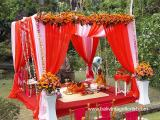 mandap indian wedding Bali