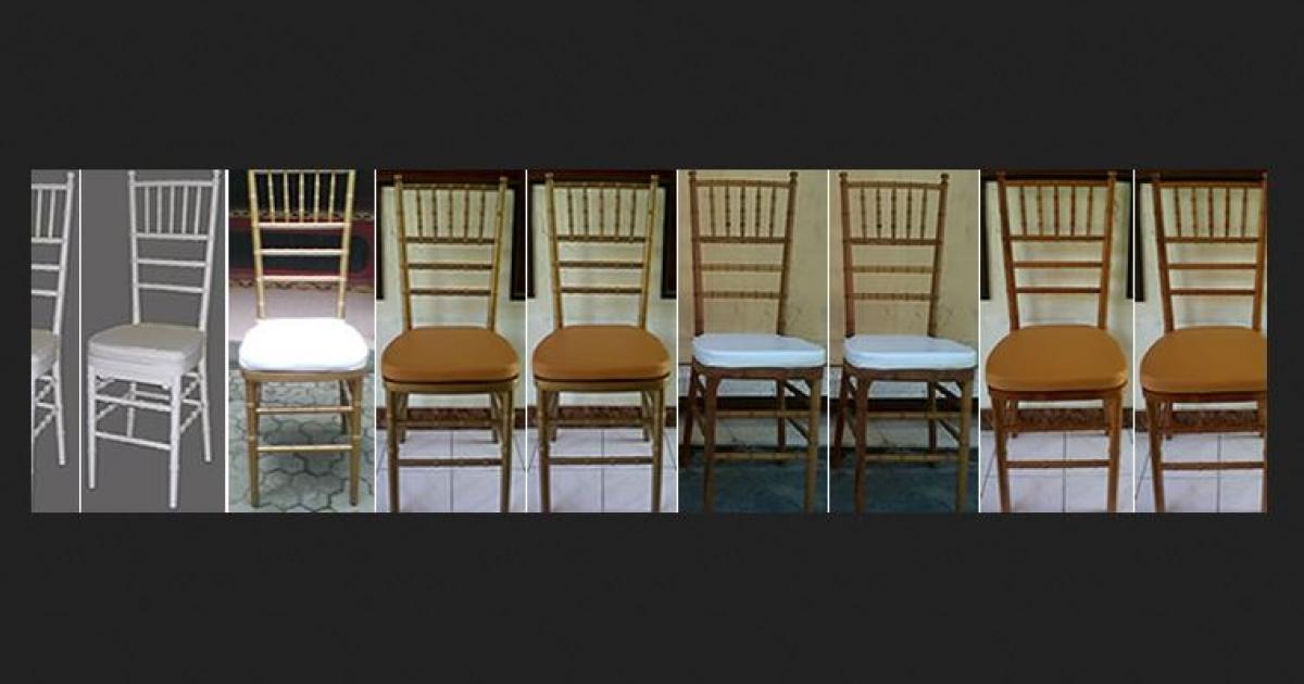 Tiffany Chairs rental