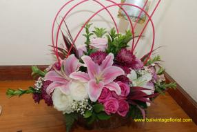 Table boquet