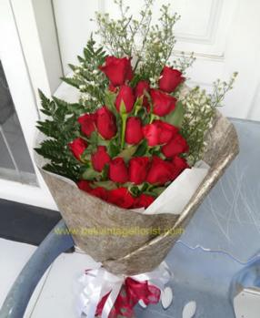 Bouquet for hamper