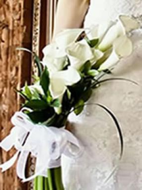 calla lily bouquet 2